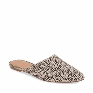 MADEWELL REMI GENUINE CALF HAIR MULE